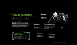 Plan de promotion 2014
