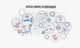 SETOR DE CONTROLE DE ARRECADAÇÃO