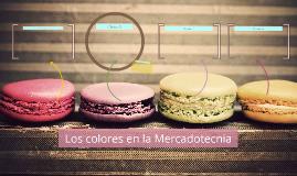 Los colores en la Mercadotecnia
