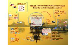 Novos Países Industrializados da Ásia Oriental e do Sudoeste