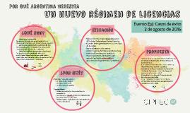 Licencias - EXI 2016.08.02