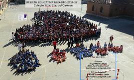 OFERTA EDUCATIVA ESO-BTO EL CARMEN 16-17