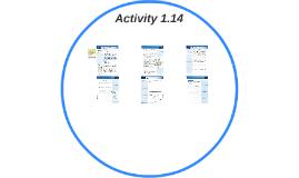 Activity 1.14
