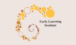 Early Learning Institute