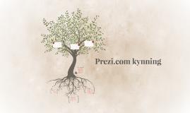 Prezi.com kynning