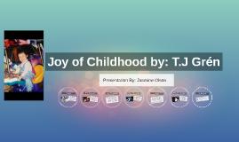 Joy Of Childhood