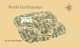 World Earthquakes