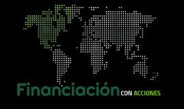 FINANCIACIÓN CON ACCIONES