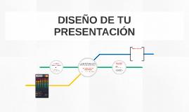 DISEÑO DE PRESENTACIÓN