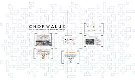 ChopValue Introduction Presentation