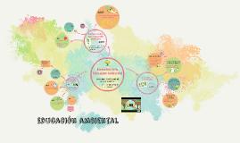 Educación ambiental en la formación docente