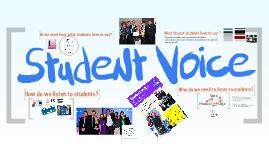 Copy of Student Voice