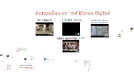 Logística de Mercados Virtuales- Marca Digital