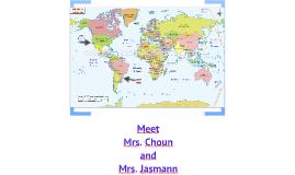 Meet Mrs. Choun