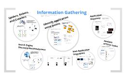 Web Application Penetration Testing - Information Gathering