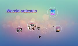 wereld artiesten