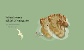 Prince Henry's Schoool of Navigation