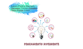 Copy of PENSAMIENTO DIVERGENTE