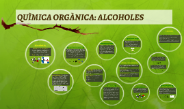 QUIMICA ORGÁNICA: ALCOHOLES