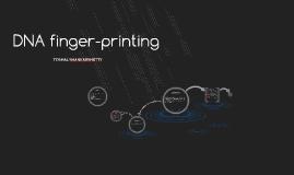 DNA finger-printing