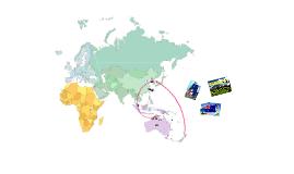 세계지리 수행평가 -호주, 뉴질랜드