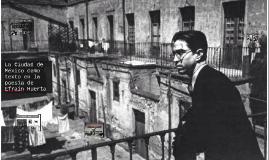 La textualidad de la Ciudad de México y la poesía de Efraín