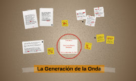 La Generación de la Onda