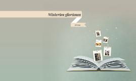 Copy of Misterios gloriosos