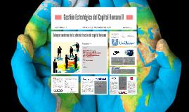 gestión estrategica del capital humano II
