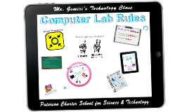 Copy of Computer Lab Rules