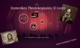 Domenikos Theotokopoulos: El Greco