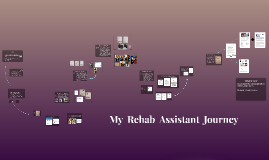 My Rehab Assistant Journey