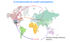As transformações do mundo contemporâneo