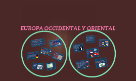 Copy of EUROPA OCCIDENTAL Y ORIENTAL
