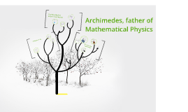 Archimedes, father of