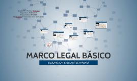 MARCO LEGAL BÁSICO SG-SST