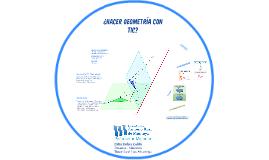 ¿Hacer Geometría con TIC?