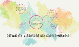 Definición y géneros del dibujo- ciencia