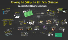 Copy of Removing the Ceiling: The Self-Paced Classroom