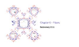 Chapter 6 - Fibers