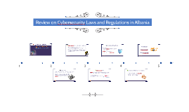 Review on Cybersecurity Laws and Regulations in Albania