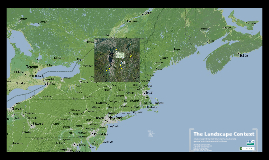 The Landscape Context: A Way of Quantifying Multifunctionality of Agricultural Systems in the Northeastern United States
