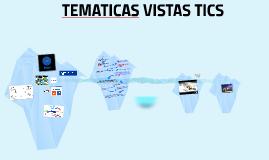 TEMATICAS VISTAS