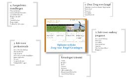 Website Verwijsindex Groningen