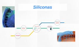 Siliconas