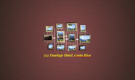 727 Fuselage Hotel, Costa Rica