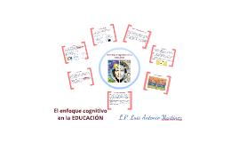 El enfoque cognitivo en la educacion