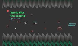 World War the second
