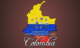 Copy of CAMBIOS EN LA CONSTITUCIÓN EN COLOMBIA 1886 -1991