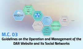 Guideline on the Operation and Management of the DAR Website